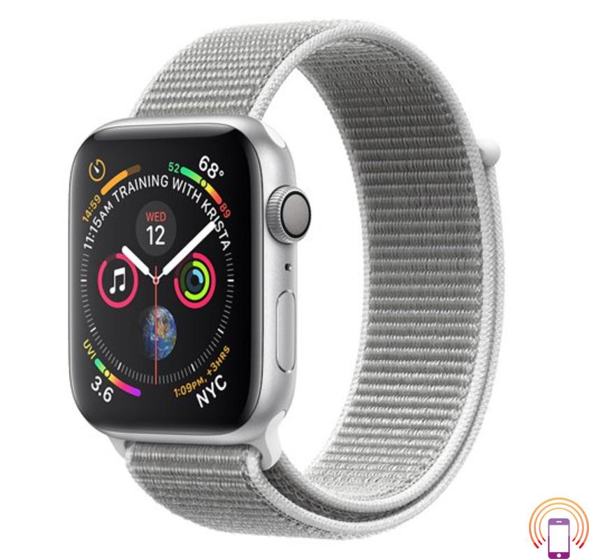 Apple Watch Series 4 Sport 44mm (GPS plus LTE) Aluminium ...
