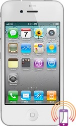 Apple iPhone 4S 16GB Bela
