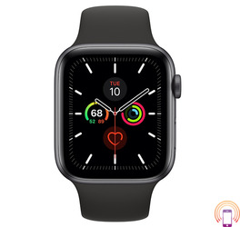 Apple Watch Series 5 40mm (GPS Only) Aluminium Case Grey Sport Band Crna Prodaja