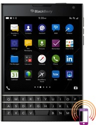 BlackBerry Passport Crna Prodaja