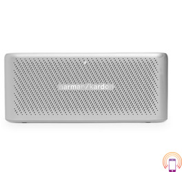 Harman/Kardon Traveler Portable Bluetooth Speaker Srebrna