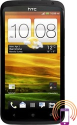 HTC One XL X325e Crna