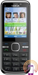 Nokia C5-00 5MP Crna