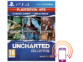 Sony Uncharted Collection 9710516  PS4 Game Sony