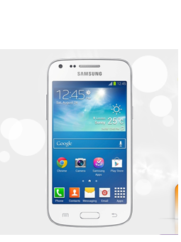 Samsung Galaxy Core Plus G3500 Bela